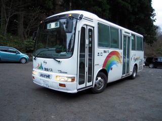 旅先で出会ったバスたち